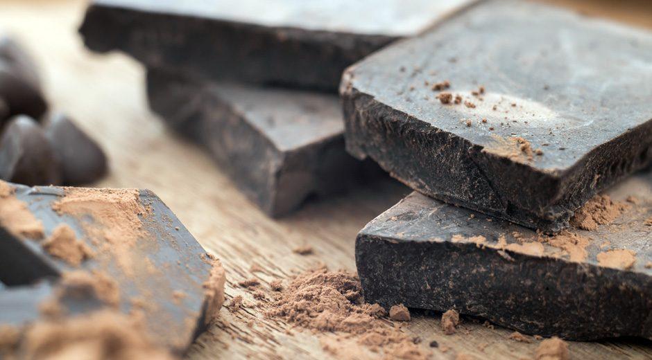 Dark Chocolate for Valentines
